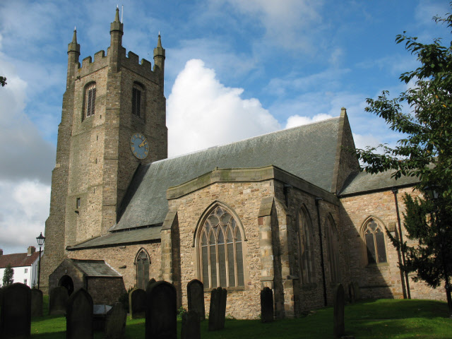 Church of St Edmund, Sedgefield
