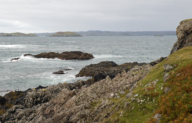 Coastline North of Culkein Drumbeg