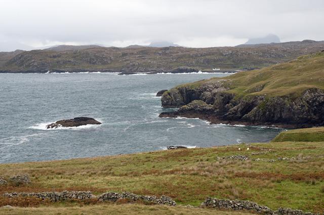 Sgarbhag and Coastline East of Achnacarnin