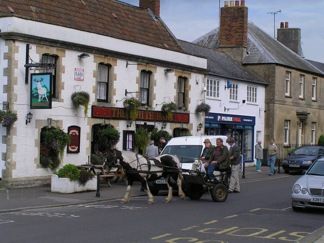 Going shopping in Castle Cary