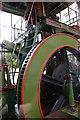 SD7109 : Preserved steam engine, Bolton by Chris Allen