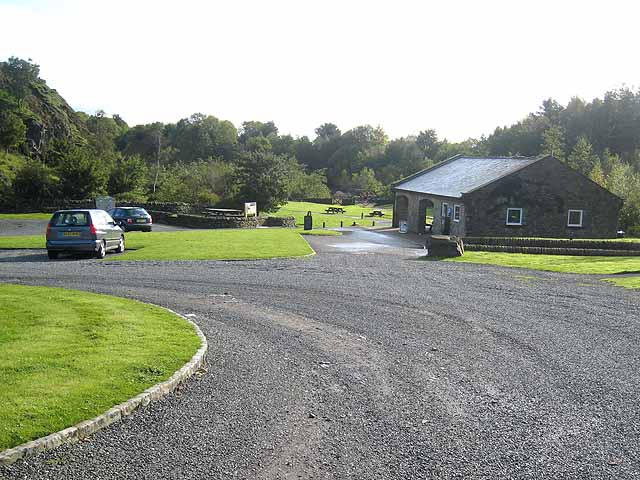 Walltown Quarry Car Park