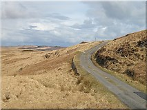 NR6185 : A846, The Jura Road by Richard Webb