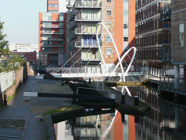 Farmer's Bridge Locks No 6, Birmingham