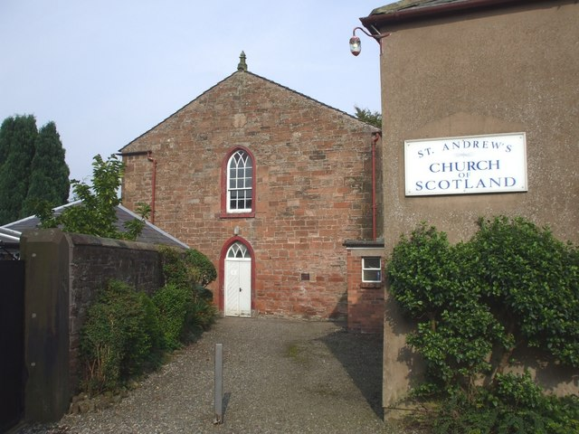 Church of St Andrew, Longtown