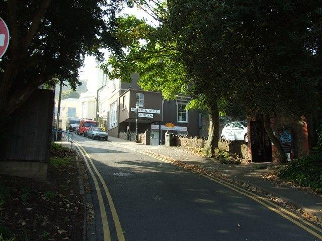 Edith Walk, Great Malvern