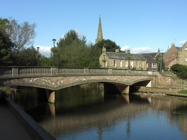 Oldgate Bridge, Morpeth