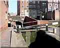 SP0687 : Farmer's Bridge Locks No 11, Birmingham by Roger  Kidd