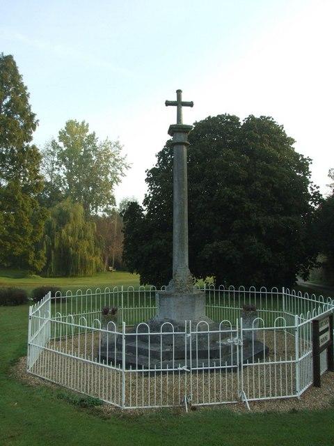 Rayne War Memorial