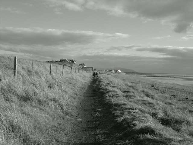 Cinder Path to Seascale