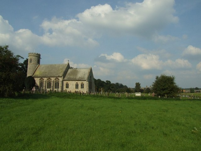 St. Mary's church, Weeting
