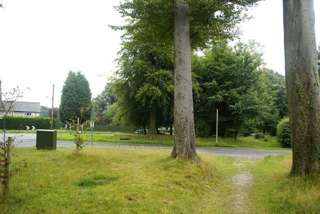 The Beeches, Foxwist Green