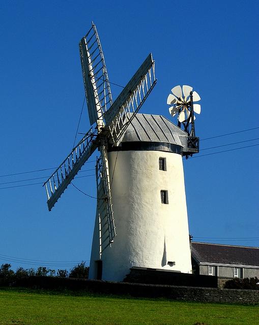 Ballycopeland Windmill 169 Rossographer Geograph Ireland