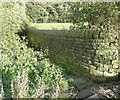 SE0324 : Footpath off Sowerby Lane, Luddenden Foot by Humphrey Bolton