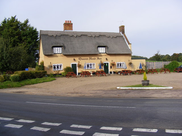 Queens Head Inn, Blyford