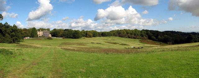 Chepstow - Piercefield panorama