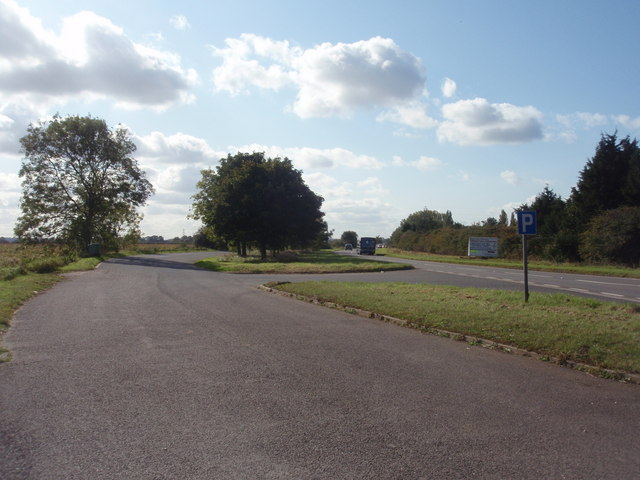 Lay-by, West Deeping