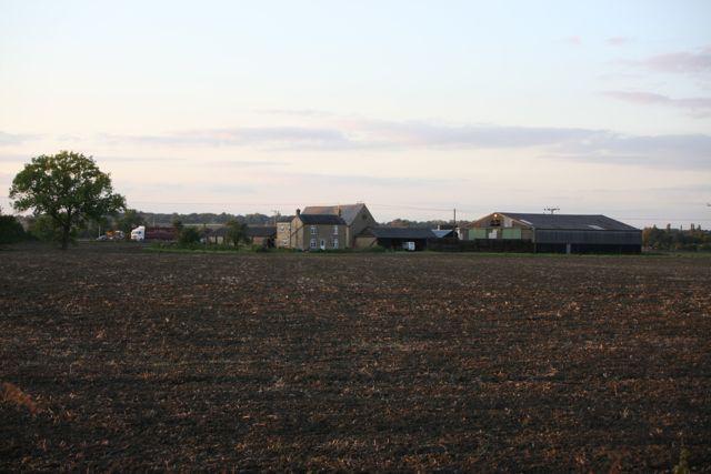 Dumpling Farm near Coton