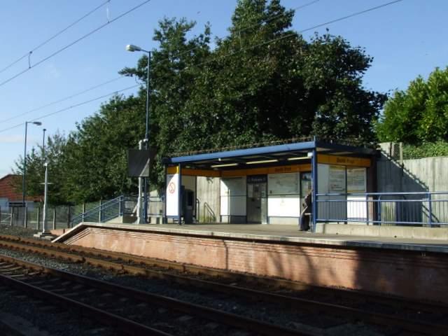 Bank Foot Metro Station