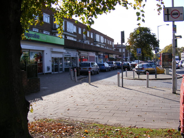 Faircross Parade