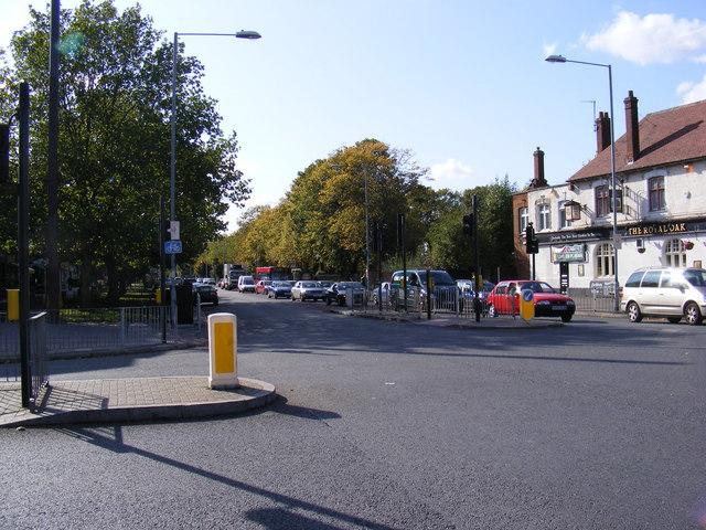 A124 road