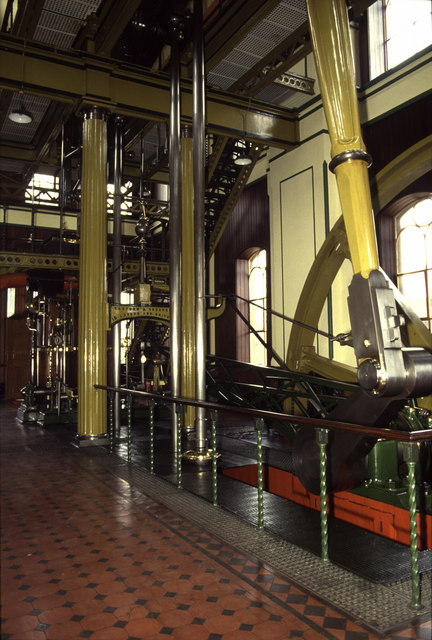 Beam engine, Engineerium