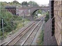 SP0189 : Galton Bridges by Peter Whatley