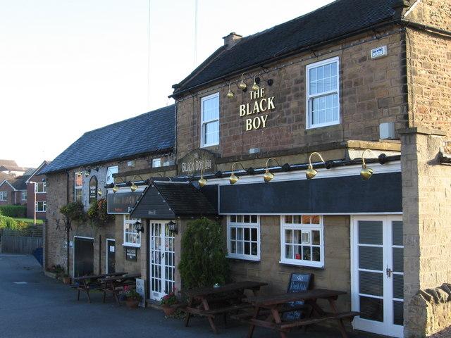 Heage - Black Boy Inn