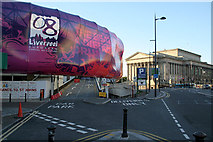 SJ3490 : Lime Street, 2008 by Alan Murray-Rust