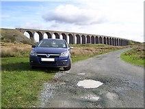 SD7579 : Ribblehead Viaduct by Paul Bridge