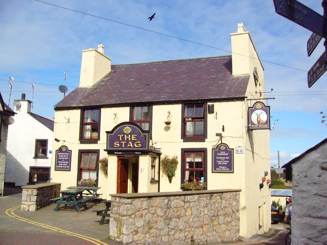 The Stag Inn, Cemaes Bay