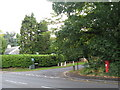 TQ1364 : Portsmouth Road / Esher Close by Mike Quinn