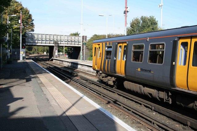 Birkenhead North station