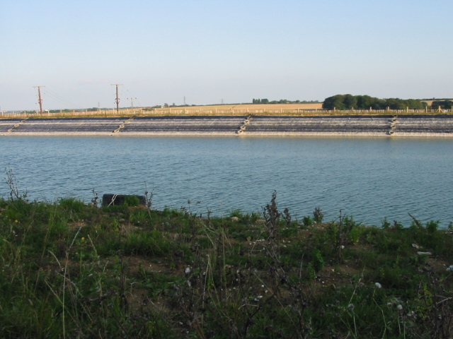 Reservoir at Updown Farm
