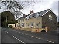 SN1311 : Croft Farm Guesthouse, Princes Gate by Roger Cornfoot