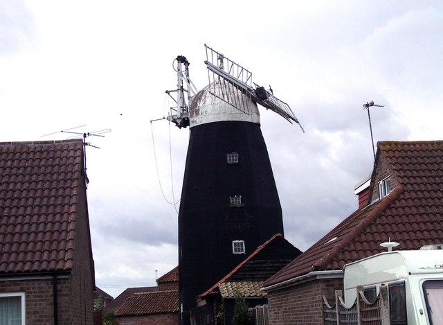 Downfield Windmill