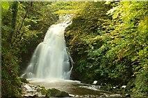 J3996 : Glenoe waterfall (36) by Albert Bridge