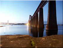 NT1378 : The Forth Bridge by Simon Johnston