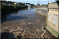SJ6387 : Latchford Locks, Manchester Ship Canal by Alan Murray-Rust