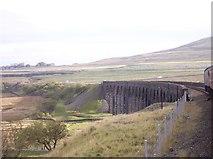 SD7579 : Ribblehead viaduct by Raymond Knapman