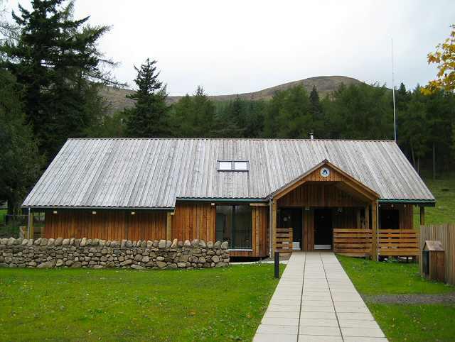 Ranger Centre, Glen Doll