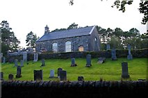 NM6768 : Acharacle Church of Scotland / Eaglais Ath-Tharracail by Tiger