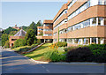 SX9294 : Amory Building, University of Exeter by Pierre Terre