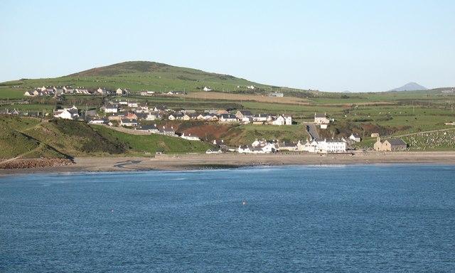 Across the bay to Aberdaron