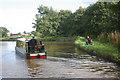 SJ4434 : Llangollen Canal, near Balmer Heath by Stephen McKay