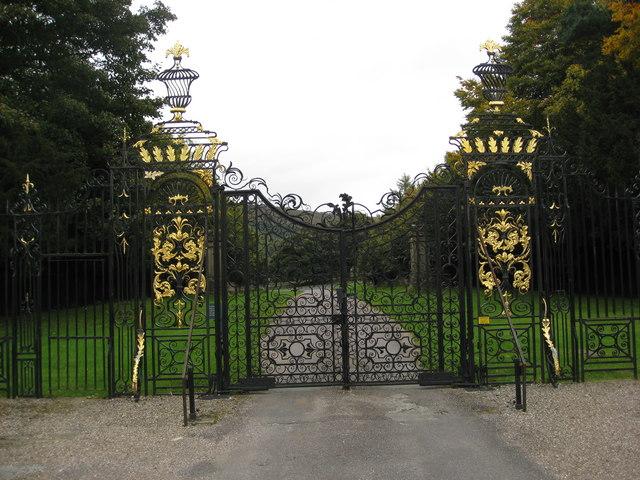 Chatsworth Park - Golden Gates at Park Lodge