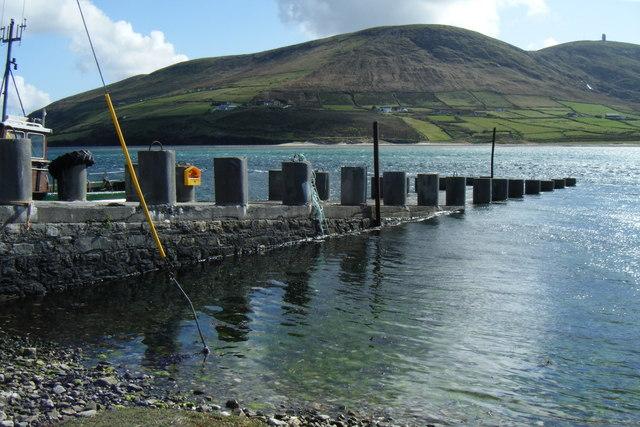 Ferry Pier, Rossport, County Mayo