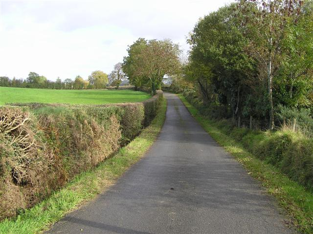 Road at Blind Town