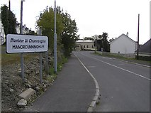 C2412 : Manorcunningham, County Donegal by Kenneth  Allen