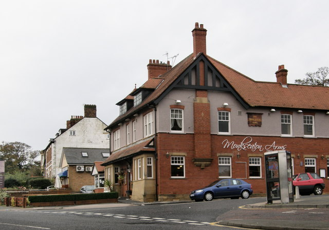 Monkseaton Arms 2008